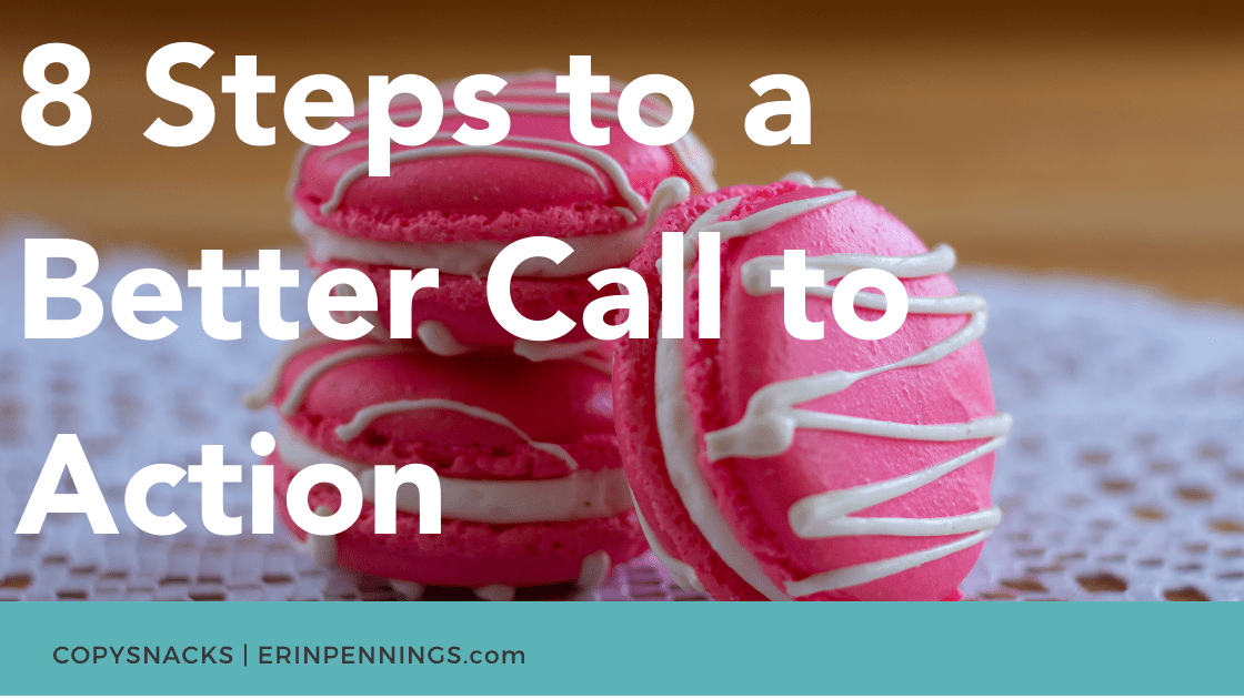 8 Steps to a Better Call to Action